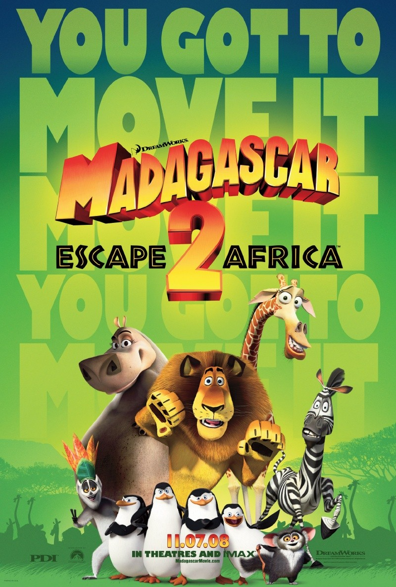 New Madagascar Poster, Photos and Site Update! - ComingSoon.net