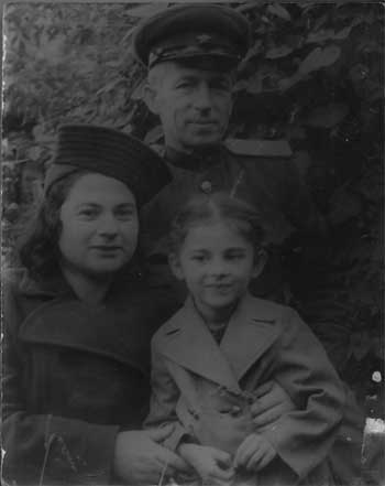 War-time photo restoration: before and after