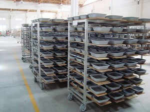 Ceramic cookware manufacture (3)